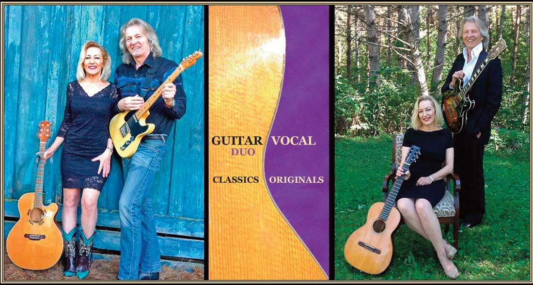 Peter and Leslee Guitar-Vocal duo